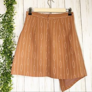 C/MEO Collective Skirts - NWT C/MEO Collective biscuit chain print skirt S